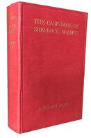 The Case-Book of Sherlock Holmes. by DOYLE, Arthur Conan.
