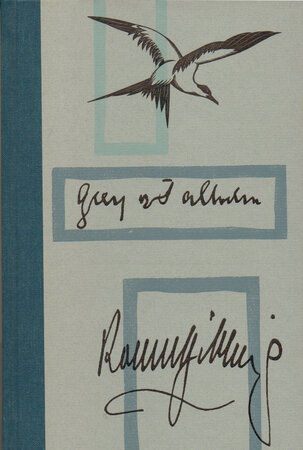 Gibbings & Grey and The Charm of Birds. by BARBARIAN PRESS. LANDON, Richard. GIBBINGS, Robert.