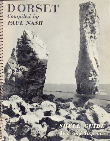Dorset. by NASH, Paul. SHELL GUIDE.