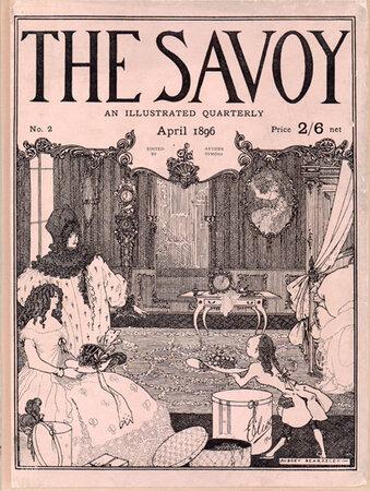 The Savoy. Nos 1 - 4 by BEARDSLEY, Aubrey & SYMONS, Arthur.