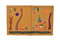Through the Woods. by CAPON, Lester. MILLER-PARKER, Agnes. BATES H.E.