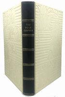 The Four Gospels of the Lord Jesus Christ. by GILL, Eric. GOLDEN COCKEREL PRESS. MOWERY, J. Franklin, designer binder