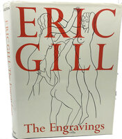 Eric Gill: The Engravings. by GILL, Eric. SKELTON, Christopher.