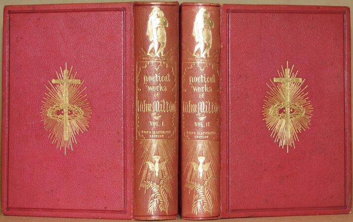 The Poetical Works of John Milton by MILTON, John
