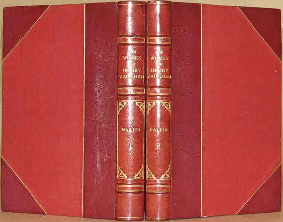 The Works of Henry Vaughan by VAUGHAN, Henry