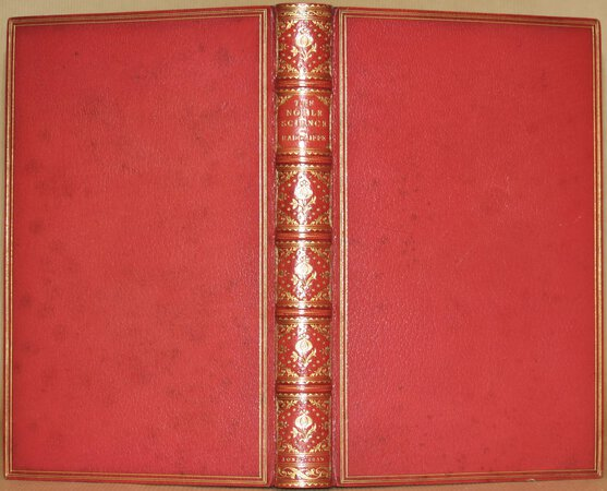 The Noble Science by RADCLIFFE, F. P. Delme