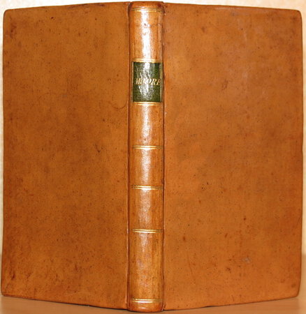 The Poetical Works of Edward Moore by MOORE, Edward