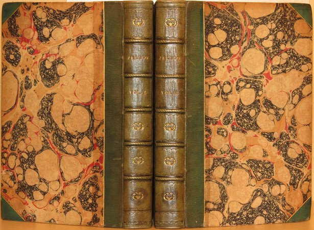 Zeluco. Various Views of Human Nature Taken From Life and Manners, Foreign and Domestic by Moore, John