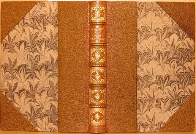 Grammont's Memoirs of the Court of Charles The Second by HAMILTON, Anthony