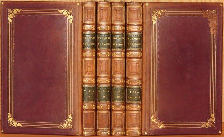 Sermons by TURNOUR, The Hon. and Rev. E. J.