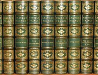 The Works of Anatole France by FRANCE, Anatole