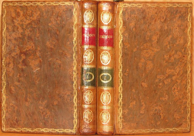 The Poetical Works of James Thomson by THOMSON, James