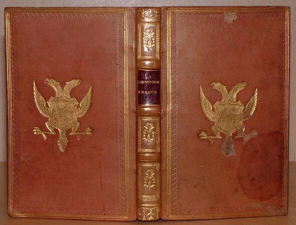 Essays. by SHENSTONE, William.
