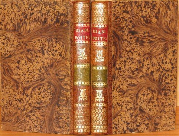 Le Diable Boiteux by LE SAGE, A. René ( LESAGE )