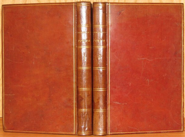Poems by C. Churchill by CHURCHILL, Charles