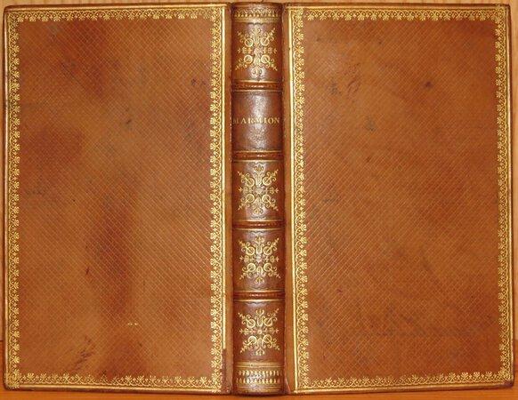 Marmion: A Tale of Flodden Field by SCOTT, Walter