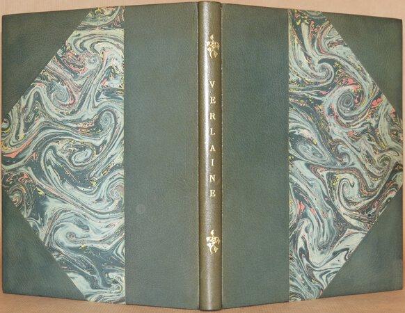 Oeuvres Libres: Les Amies Femmes by VERLAINE, Paul. Louis Berthommé-Saint-André, (Illustrator)
