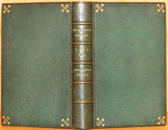 The Works of Charles Dickens. The Library Edition by DICKENS, Charles