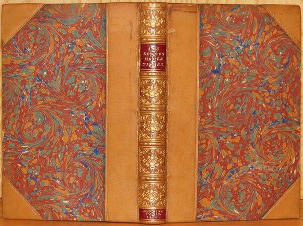 Les Songes Drolatiques by RABELAIS, Francois.