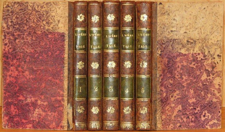L'Heritage by FERRIER, Susan Edmonstone