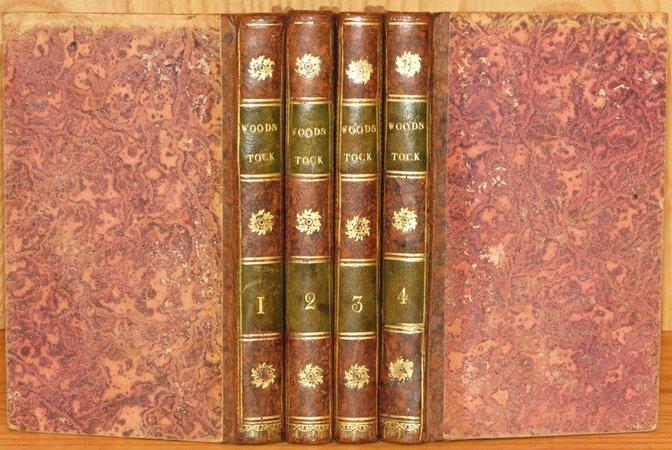 Woodstock, ou le Cavalier, histoire du temps de Cromwell, année 1651 … traduit de l'anglais par A.J.B. Defauconpret by SCOTT, Sir Walter