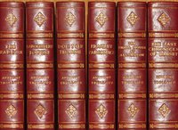 (The Chronicles of Barsetshire) Comprising: The Warden; Barsetshire Towers; Doctor Thorne; Framley Parsonage; The Small House at Allington; The Last Chronicle of Barset. by TROLLOPE, Anthony
