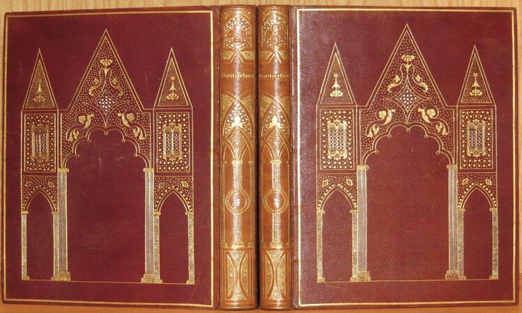 Switzerland. Illustrated in a Series of Views. by BEATTIE, William (BARTLETT, W.H.)