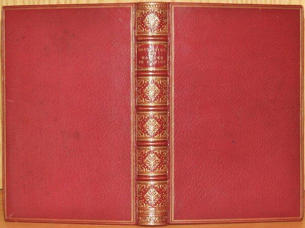 Souvenirs de Madame de Caylus by Madame de Caylus