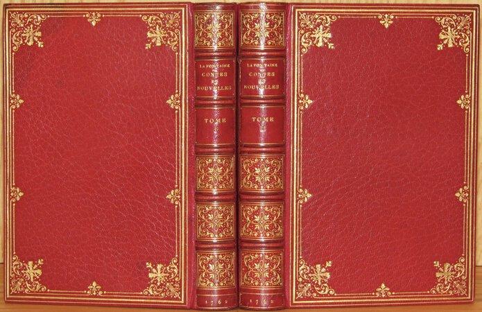 Contes et Nouvelles en vers, Par M. de La Fontaine. by La Fontaine, J. de.