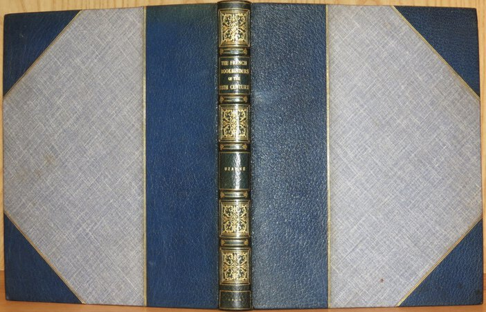 French Bookbinders of the Eighteenth Century. by UZANNE, Octave