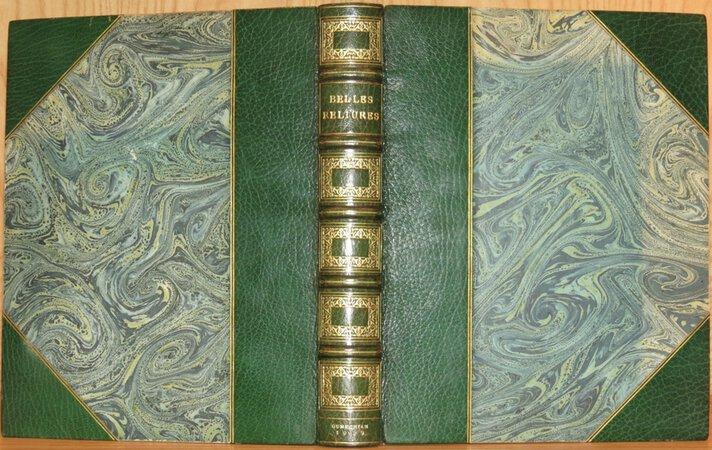Catalogue de Reliures du XVe au XIXe siecle, en vente a la librairie Gamuchian & Cie by GAMUCHIAN