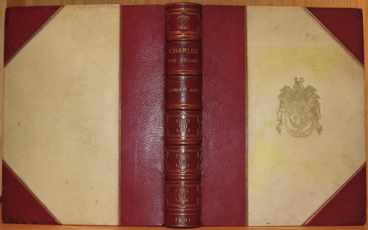 Charles II. by AIRY, Osmund