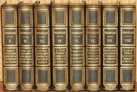 The Dramatic Works of William Shakspeare. With a Life, and Glossary. And 53 illustrations. by SHAKSPEARE, WILLIAM (SHAKESPEARE)