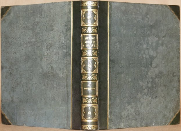 The Shores and Islands of The Mediterranean. by WRIGHT, G.N. (TEMPLE, LEITCH, IRTON & ALLEN)