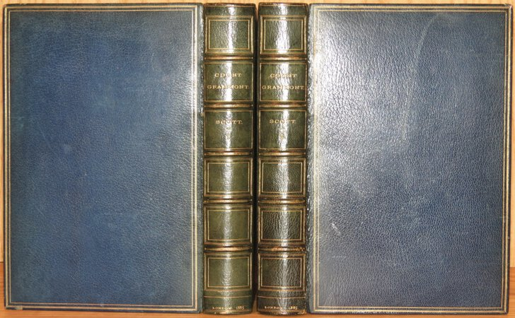 Memoirs of Count Grammont. by HAMILTON, Anthony