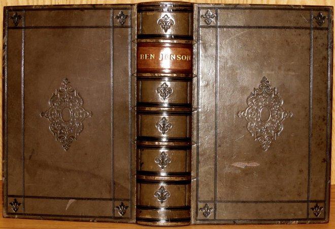 The Works of Ben. Jonson by JONSON, Ben