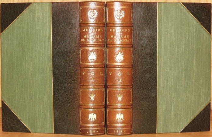 Memoirs of Madame de Remusat. 1802 – 1808. by REMUSAT, M. Paul de