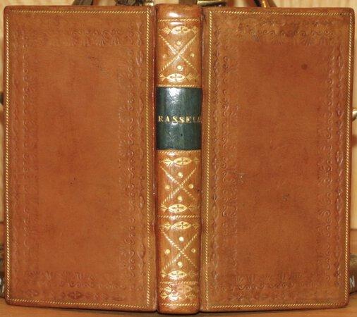 Rasselas: A Tale. by JOHNSON, Samuel