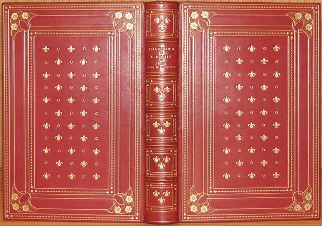 Histoire de S. Louis. by JOINVILLE, Jean, Sire de