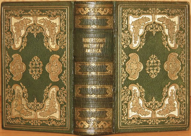 The History of the Discovery and Conquest of America. by ROBERTSON, William