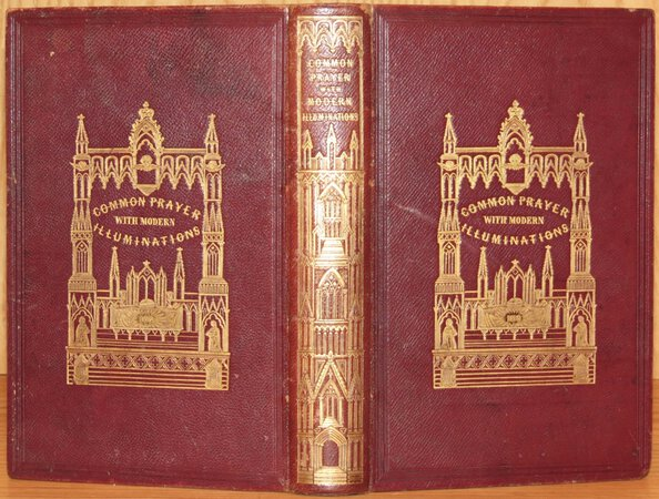 A Book of Common Prayer. by PRAYER