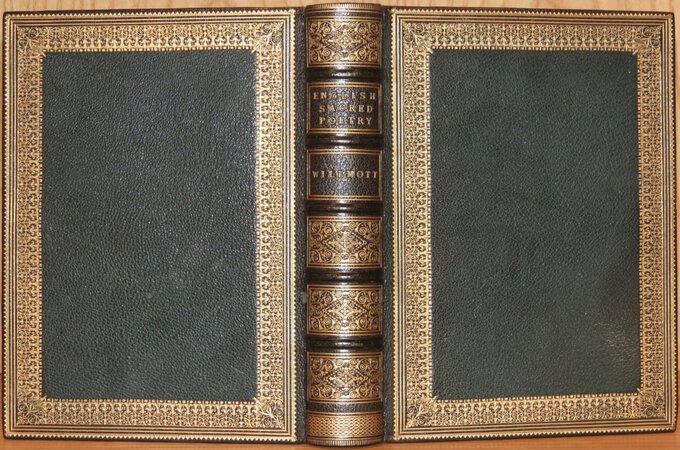 English Sacred Poetry, of the Sixteenth, Seventeenth, Eighteenth and Nineteenth Centuries. by Willmott, Robert Aris