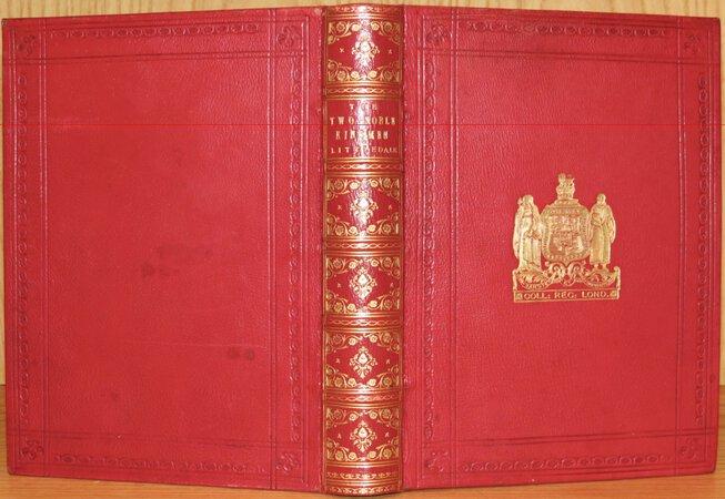 Two Noble Kinsmen. Reprint of the quarto, 1634. by SHAKESPEARE, William & FLETCHER, John. LITTLEDALE, Harold (editor)