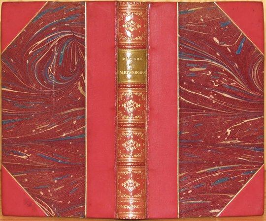 L'Arlésienne. Pièce en cinq tableaux. by DAUDET, Alphonse