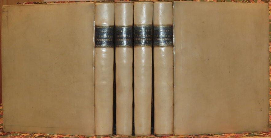 Opera. Recognovit, Emendavit. Gabriel Brotier. by TACITUS, Gaius Cornelius (BROTIER, Gabriel, ed.)