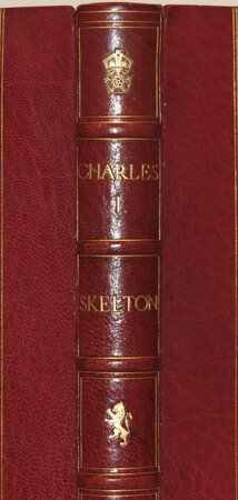 Charles I. by SKELTON, Sir John