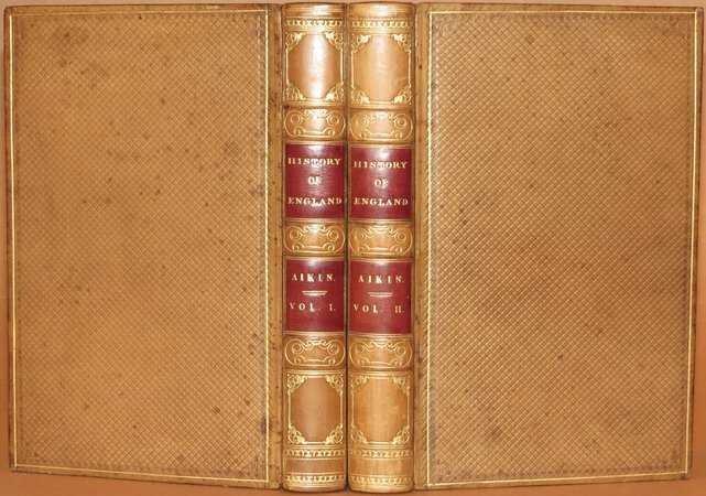 Annals of The Reign of King George The Third. by AIKIN, John