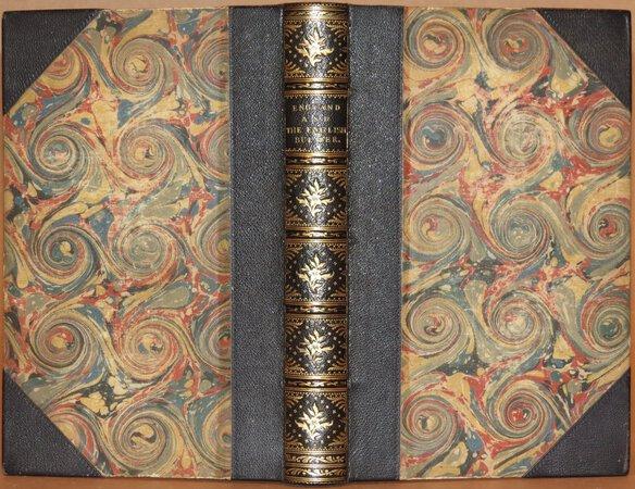 England and the English. by LYTTON, Edward Bulwer (Lord Lytton)