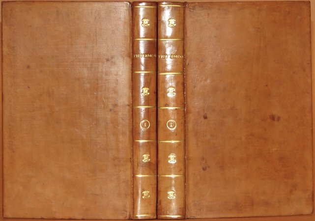Philemon; or, The Progress of Virtue. by BROWN, William Laurence