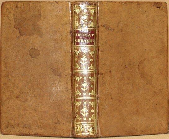 De Imitatione Christi. (The Imitation of Christ) by KEMPIS, Thomas A